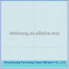 plain cotton bleached pocket fabric
