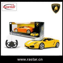 Rastar New design R/C 1:10 Lamborghini Gallardo LP550-2 rc car model