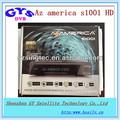 receptor de satélite azamérica s1001 hd sintonizador duplo apoio nagra 3 az américa s1001 hd