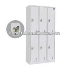 Metal 6 door cabinet/steel office furniture/steel file cabinet price