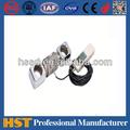 Pantalla digital de tipo columna de empujar y tirar de la fuerza de calibre/mecánica del dinamómetro