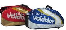 Custom bags for tennis squash badminton rackets OEM sports racket bag