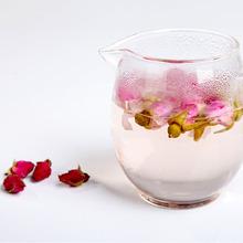 Rose liquid and powder food flavoring