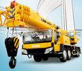 De haute qualité 70 tonnes xcmg grue mobile qy70k-i prix de grues unic
