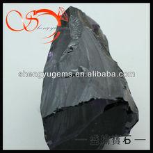 rough material amethyst cubic zircon