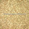 venta de piedra de granito amarillo de piedra de piedra de la naturaleza del producto nuevo