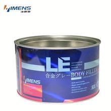 Hot sale used for polyester body filler indentation/chemical body filler supplier