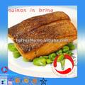2015 vendas hot salmão enlatado em salmoura