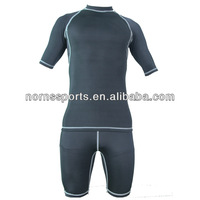 Slim Fit/Tapered Gym Jogging/Tracksuit Trousers Compression Wear
