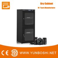 Lens Camera Equipment Storage Digital Control Dehumidify Dry Cabinet Box