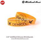 silicone bracelets   silicone bands   Customized silicone bracelet wristbands