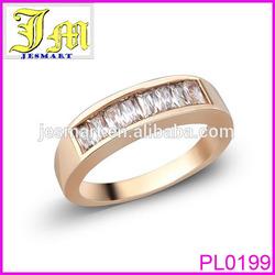 2014 Fashion Trend Elegant Artificial Flower Jewelry Big Rings Cheap