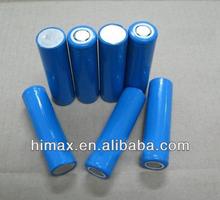 Alibaba china batteries 18650 3.7v li-ion 3400mah