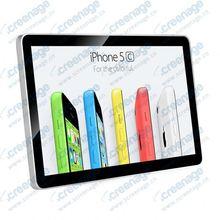 """Super flat 7"""" ultra slim digital photo frame with internet management"""