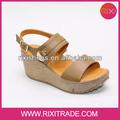 shiny verão moda mulheres de salto alto sandálias plataforma sapatos 2014