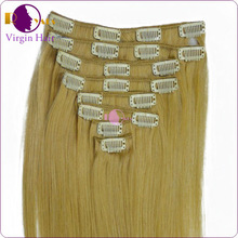 wholesale beauty supply distributor 30 inch hair extensions clip in