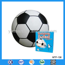 2014 Brand new Hot sale giant inflatable soccer ball