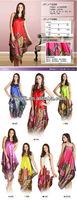 wholesale woman skirt/2014 new style/100% silk feeling/imitated silk skirt