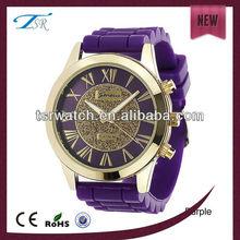 China manufacturers wholesale geneva quartz women watches