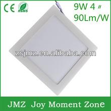 SAA 9W square LED Panel Light