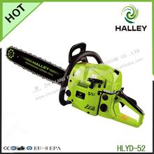 """52cc gas portable saw machine with 18""""/20"""" oregon saw HLYD-52"""