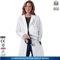 Uti médico da mulher casaco, senhora médico uniforme design, ck346