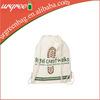 Wholesale organic cotton drawstring bag drawstring backpack