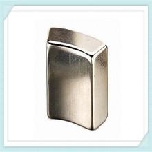 Pemanent Super Strong Rare Earth N eodymium Segment Magnet Manufacturer
