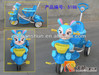 2014 hot sale high quality TS-5188 baby trikes