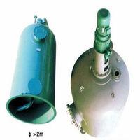 Walnut shell, fiber ball filter