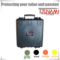 computer case waterproof portable tool box transparent protective computer case