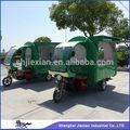 Shanghai 2014 jx-fr220gf odeng máquina equipo de la panadería 1500w carrito con