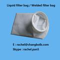 Polypropylen filterbeutel/Polypropylen 0,5 Mikron flüssigkeit filterbeutel