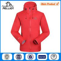 waterproof windproof fluorescent fishing jacket