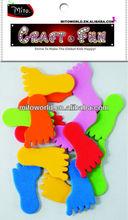 foot foam shapes