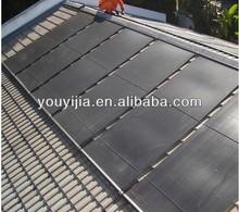 2014 popular Swimming pool solar collector