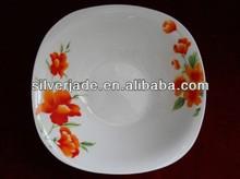 praça tigela de porcelana