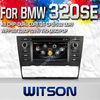 WITSON car navigation for BMW 320se WITH A8 CHIPSET 1080P V-20DISC WIFI 3G INTERNET DVR SUPPORT