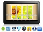 WT102 10 inch Box A31s Quad Core Touch Tablet Bulk Wholesale Android Tablets Oem Tablet