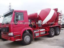 6*4 SINO TRUCK HOWO Concrete Mixer Truck on sale