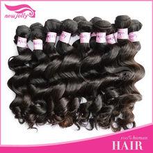 2014 new product best fashionable cheap afro wave brazilian human hair uk