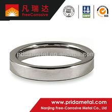 Tungsten Copper alloy W/Cu 65/35 Round Ring