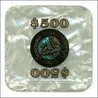 Professional Arylic poker casino chips