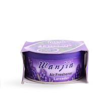 2014 car use lavender fragrance gel air fresheners 70g