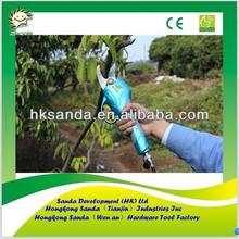 vineyard electric tree cutting scissors
