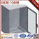 metal fabrication factory extruded aluminum enclosure custom sheet metal box
