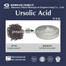 natural high quality loquat leaf extract 50% ursolic acid