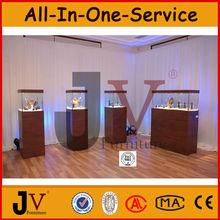 Simple jewelry display showcase jewelry display floor stands