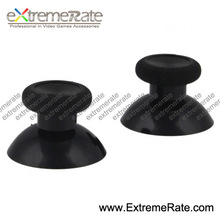 Wholesale Replacement Part Customized Solid Black Thumbstick For Xbox One Thumb Stick Grip Cap Mushroom Joysticks Buttons