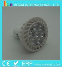 high power led 7w spotlight/7*1w led spot lamp gu10/500lm led spotlight gu10